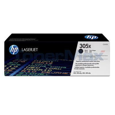 HP 305X PRINT CARTRIDGE BLACK HY